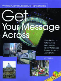 get your message across 株式会社 南雲堂 研究書 大学向け教科書